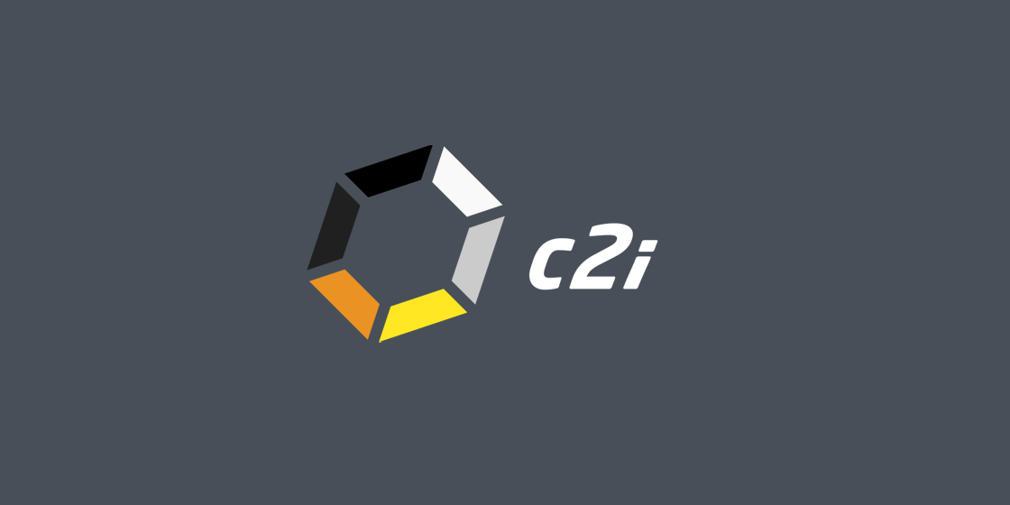 c2i logo dizajn
