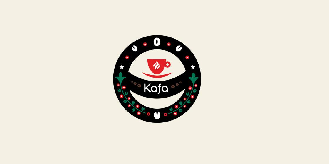 Kava logo dizajn