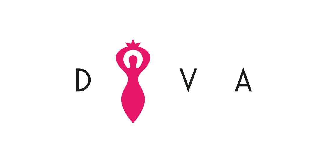 Logo dizajn Diva