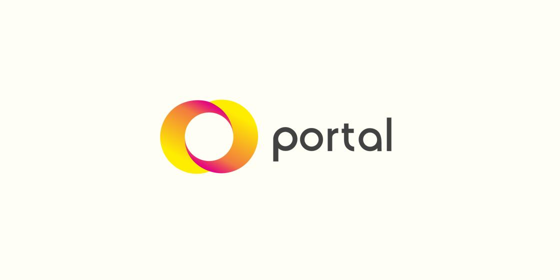 Portal logo dizajn
